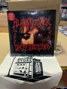 Alice-Cooper-LP-Dirty-Diamonds-Red-Vinyl-Numbered-RSD-2020