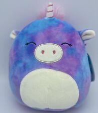 "Details about  /☆NEW RELEASE☆ 12/"" Squishmallow Clarissa rainbow unicorn plush animal Rare"
