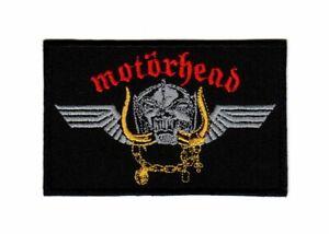 Motörhead Motorhead Patch Speed Heavy Metal Rock /& Roll Hard Rock Music Band