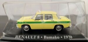 1-43-RENAULT-8-TAXI-BAMAKO-1970-IXO-ALTAYA-ESCALA