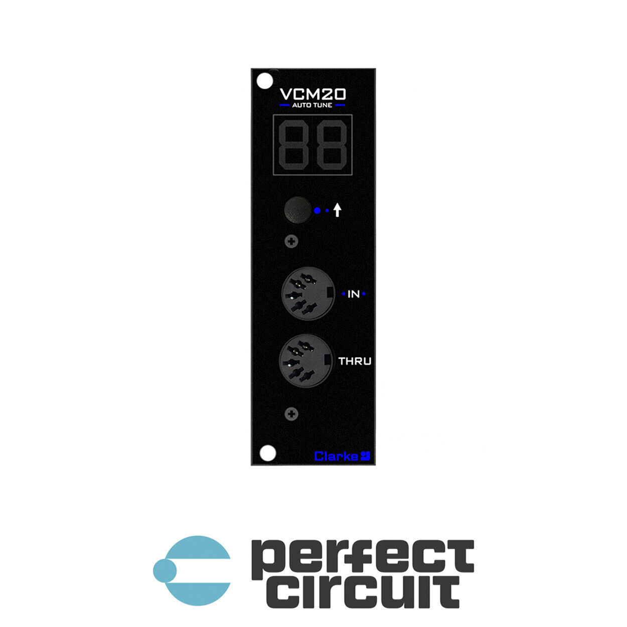 Clarke Circuits VCM20 MIDI-CV Calibration EURORACK - NEW - PERFECT CIRCUIT
