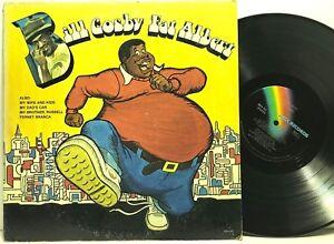 Fat-Albert-Bill-Cosby-1973-MCA-333-Original-LP-Vinyl-Record-Album