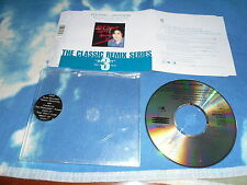 MICHAEL JACKSON - THEY DON'T CARE ABOUT US UK MAXI CD SINGLE E.P RARE REMIXES##