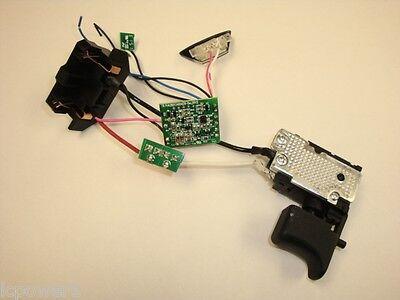 270016156 Ridgid R86034 Impact Driver Switch Assembly