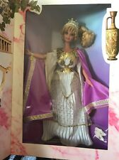1995 Grecian Goddess Barbie Doll from Great Eras Collection  -  MIB NRFB !