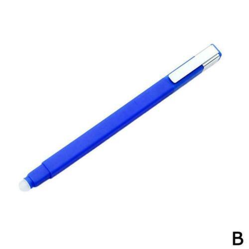 Mehr Ink Rub-Out-Pens Gel-Tinte Kugelsc E3P0 Löschbaren Friction Kugelschreiber