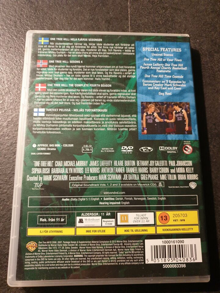 One Tree Hill - The Complete Fourth Season, instruktør
