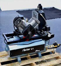 Air Techniques Airstar 21 2011 Dental Dentistry Air Compressor Unit Machine 115v
