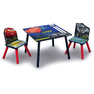 Tisch2 Kindersitzgruppe Neu Details Maltisch Kindertisch Sitzgruppe Zu Holz Stühle Cars oWeQrdCBx