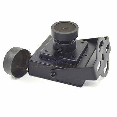 Mini HD 700TVL 2.1mm Wide Angle Lens CCTV Security FPV Camera NTSC