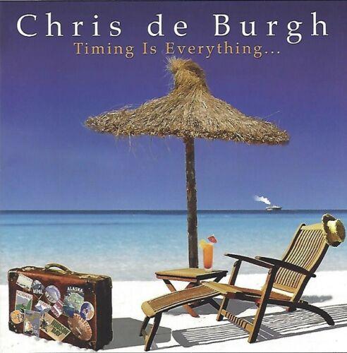 1 von 1 - CHRIS DE BURGH / TIMING IS EVERYTHING * NEW CD * NEU *
