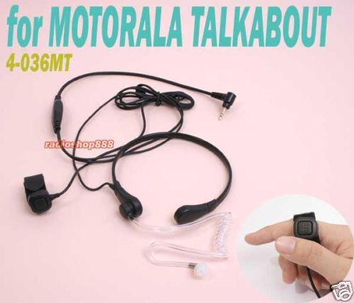 4-036MT Throat Vibration Mic FOR T5620 T5422 T5500