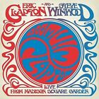 Live from Madison Square Garden by Eric Clapton/Steve Winwood (CD, May-2009, 2 Discs, Reprise)