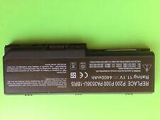 Laptop battery for Toshiba PA3536U-1BRS PA3536U-1BAS Satellite P300-01S P300-0K5