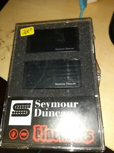 Seymour Duncan AHB_1s pair active pickups new in box Fort Madison Guitars