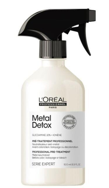 Neutralisateur Neutralizer Spray Pre-Treatment Metal Detox 500ML LoreaL