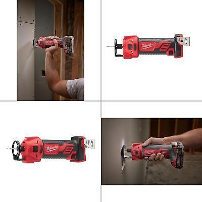 Milwaukee M18 18V Cordless Li-Ion Cut Out Tool 2627-20 New Bare Tool