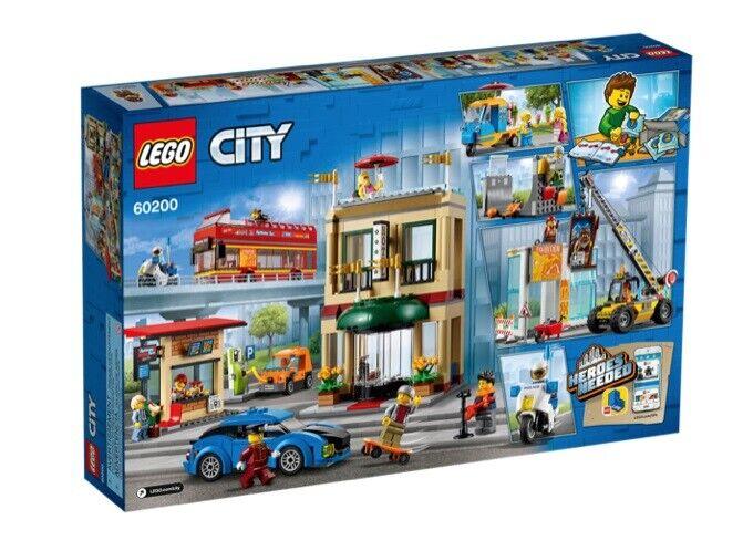 Lego City, LEGO City Hovedstad 60200