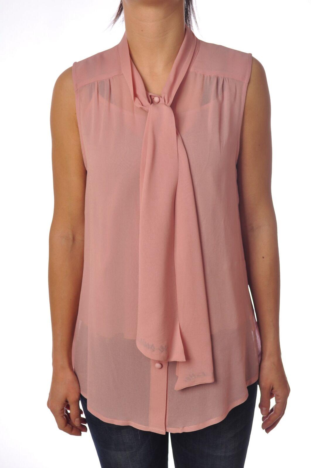 Ottod'ame - Shirts-Blouses - Woman - Rosa - 4930310E191100