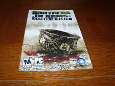 Brothers in Arms Earned in Blood (PC Manual) no game