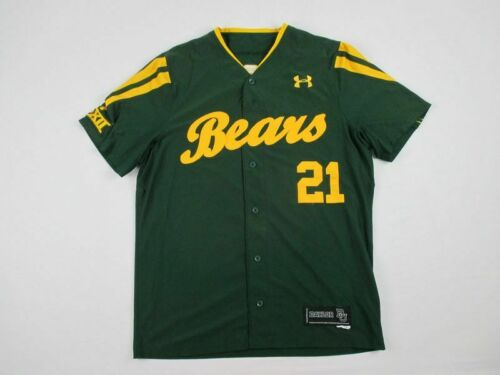 Green Poly Jersey Multiple Sizes Under Armour Baylor Bears - Used