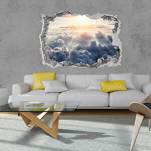 vlies fototapeten tapete loch in der wand 3d natur tier abstrakt strand 3fxvez8 ebay. Black Bedroom Furniture Sets. Home Design Ideas
