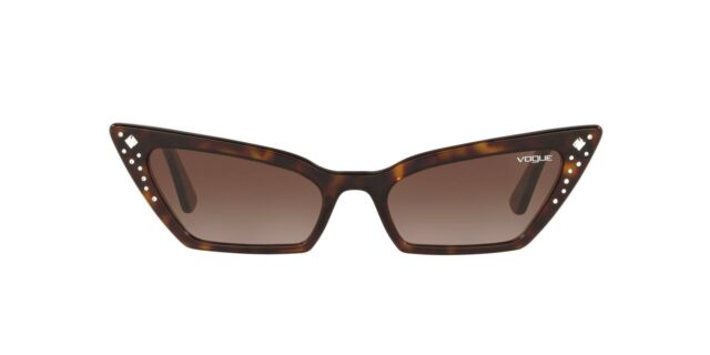 Vogue SUPER VO 5282SB BY GIGI HADID BLACK//GREY 54//18//140 women Sunglasses