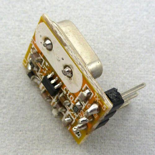 RF Wireless TX  transmitters modules PLL 433MHZ 10dBm ±50KHz ASK OOK AM