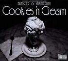 Cookies 'N Cream [PA] [Digipak] by Blanco (rap)/Yukmouth (CD, May-2012, Guerrilla Entertainment)