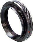 T 2 T2 Adapter camera lens converter NIKON DSLR &SLR USE T THREAD LENS ON NIKON
