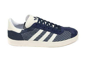 c4697de4f Image is loading Adidas-Originals-Gazelle-Primeknit-in-Nemesis-Off-White-