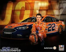 "2016 JOEY LOGANO ""AUTOTRADER TEAM PENSKE"" #22 NASCAR SPRINT CUP POSTCARD"
