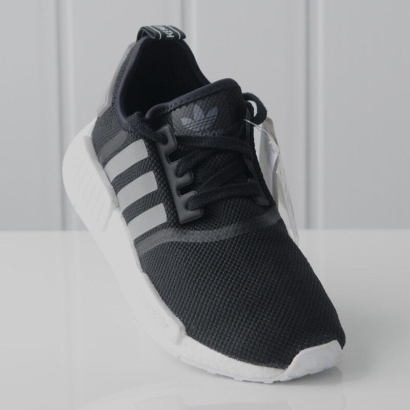 Adidas NMD_R1 Core schwarz Schwarz Grau S31504 Gr. 41 1/3