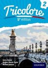 Tricolore 5e edition Student Book 2 by Oxford University Press (Paperback, 2015)