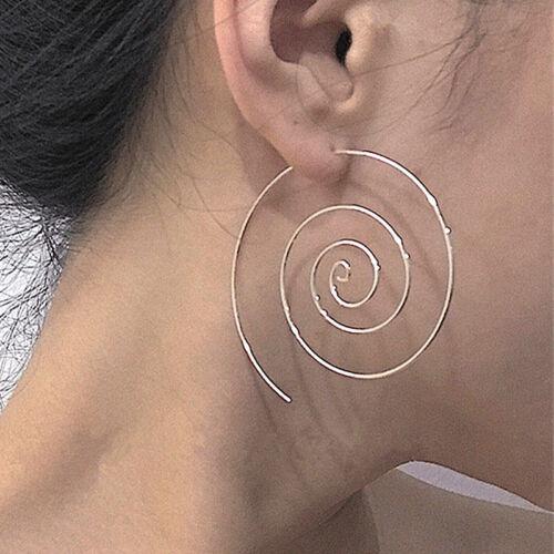 Totalmente nuevo para mujeres Niñas Moda Joyería de plata pendiente accesorio de moda regalo caliente