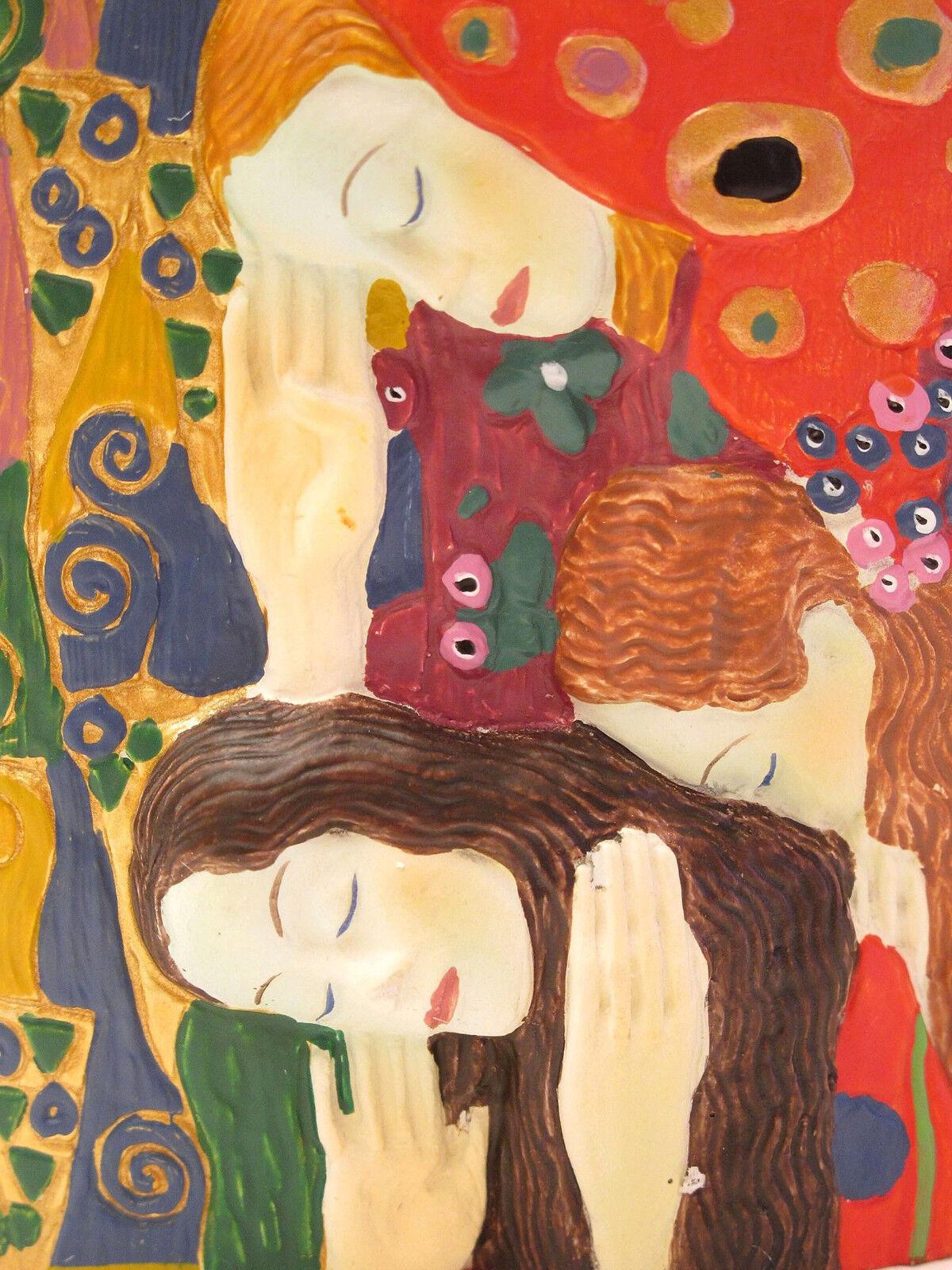 Gustav Klimt   Klimt Hope II  esperanza ii escultura personaje - 20043d 2e482f