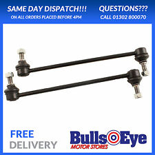 PREMIUM OE QUALITY FORD TRANSIT FRONT PAIR STABILISER ANTI ROLL BAR DROP LINK X2