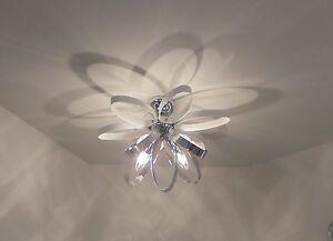 Plafoniere Per Salone : Plafoniera lampadario moderno metallo cromato salone camera bagno