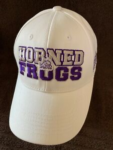 separation shoes 546d3 08b82 Image is loading TCU-HORNED-FROGS-NCAA-TOP-OF-THE-WORLD-