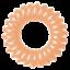 miniatura 50 - Originale Invisi con Pon Capelli Fascia Anello Confezione di 3 Nero Clear Bianco