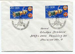 1979 Berlin 1085 Gemeinsame Bemannte Weltraumflug Albert Einstein Space Nasa Sat