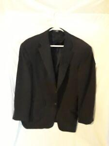 Van-Heusen-44-long-black-mens-suit