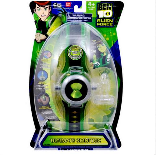 Amazon.com: Banda - Ben 10 Alien Force Omnitrix Projector ...