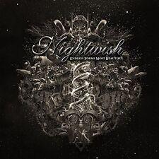 NIGHTWISH - ENDLESS FORMS MOST BEAUTIFUL 2 CD DIGIPACK  22 TRACKS  NEU