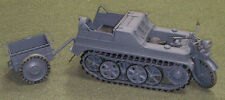 Dragon sueños hizo 1/6 WW II Kettenkrad alemán Panzer Gris-Moto 1:6 1-6