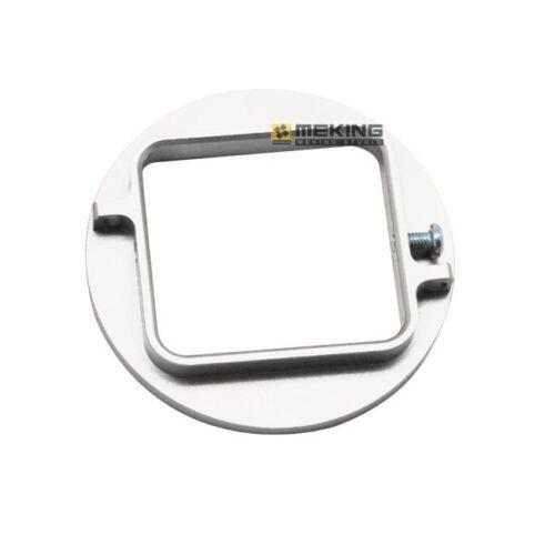 Camera 58mm Aluminum Alloy UV Lens Filter Adapter Mount Ring For GoPro Hero 3 3