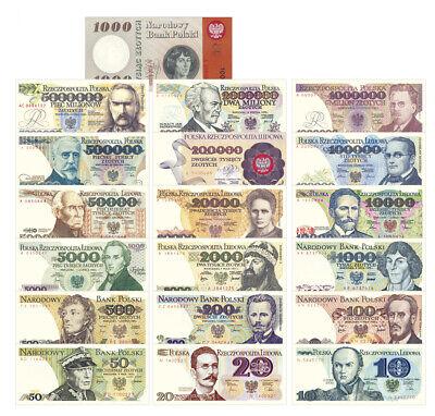 10-5 000 000 polish zloty  POLAND  PRL 1962-1995  *** Best Offer***** k18