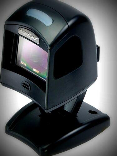 Magellan 1000i Barcodescanner, m. USB Kabel und Ständer Tisch-, und Hand Scanner