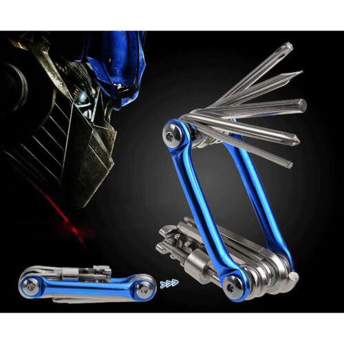 Cycling Mountain Bike Tool Multi Function Chains Breaker Bicycle Repair MTB Set