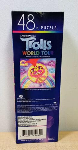 Trolls WORLD TOUR Poppy Puzzle 48 Pc New DreamWorks